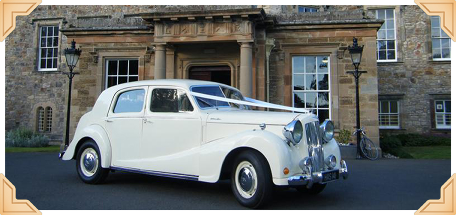Home page image - Austin A125 white